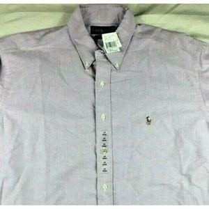 Polo Ralph Lauren Oxford Yarmouth Dress Shirt